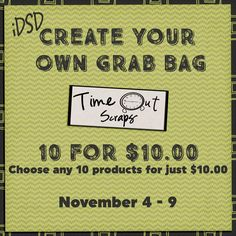 Create Your Own Grab Bag iNSD 2015 (10)