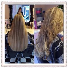 Prestige Russian Standard Micro Ring Hair Extensions applied by Lovely Ormskirk Liverpool