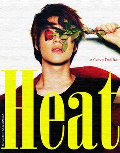Heat - pwp smut bdsm taekai daddy noncon catboy - TaeKai (Taemin and Kai) - Asianfanfics