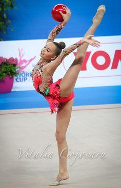 Arina Averina (Russia), 2015