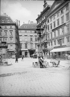 Judenplatz 1900 Quelle bildarchivaustria