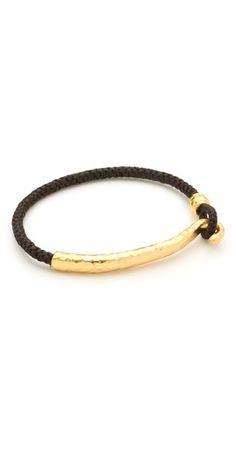 Tai Gold Hook & Woven Leather Bracelet  http://www.shopbop.com/gold-hook-woven-leather-bracelet/vp/v=1/845524441940212.htm?folderID=2534374302024617=other-shopbysize-viewall=12224