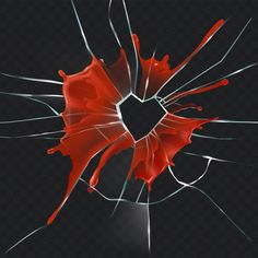 Broken glass heart bloody realistic vector concept PNG and Vector Shattered Glass, Broken Glass, Heart Background, Geometric Background, Broken Heart Images, Heart Broken, Xmas Drawing, Heart Artwork, Image Hd