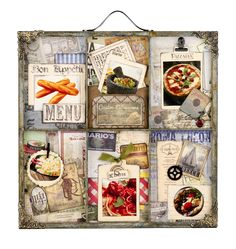 7gypsies Epicurean Tray - recipes, menus, food ....  the journey