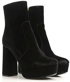 Prada Shoes for Women | #shoes #boots #womensfashion #genuine #vintage #prada #streetstyle #stylish #outfit #fashionista #fashionblogger #designers #instafashion #ootd #lookbook #beachwear #summer #summerstyle #brands