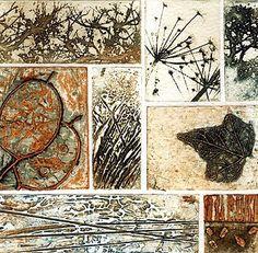 Fenfolio: Artistic Explorations: Intaglio Printmaking (3)