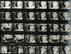 RIP, Bert Stern -- Marilyn Monroe by Bert Stern, Contact Sheet, Bert Stern, Marilyn Monroe, It's All Happening, Contact Sheet, Richard Avedon, Girls Best Friend, Photo Sessions, Amazing Photography, Photo Wall