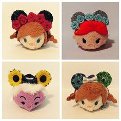 Tsum Tsum ears (Deluxe) (5.00 USD) by Aristocraftz