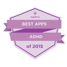 """The Best ADHD iPhone & Android Apps of 2015 - """"You can find help right on your smartphone. These 14 apps do everything from setting up reminders to creating to-do lists to improve concentration."""""""