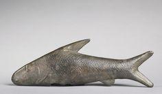 Lepidotus Fish, Egypt, 305-30 BC