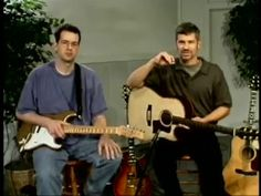 Worship guitar tutorial by Paul Baloche and Glenn Pearce. Play Guitar Chords, Guitar Tutorial, Playing Guitar, Worship, Mens Tops