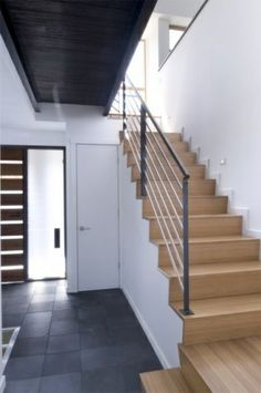 Stair and Rail.