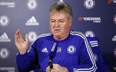Arsenal vs Chelsea: Guus Hiddink rescue act hindered by questions of character and resilience