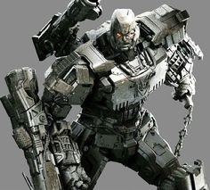How Megatron should've looked in the movies this is the best concept art I've ever seen of him