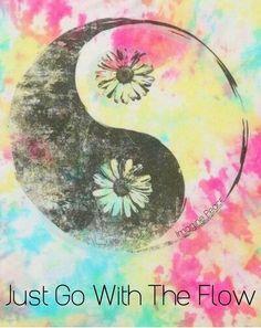 ☮ American Hippie ☮  Yin Yang