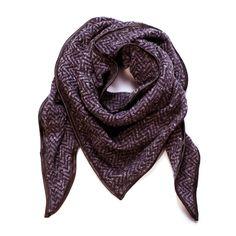 Winter red scarf.  http://www.eldasign.com/shop/scarves/winter-red/