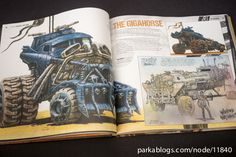 The Art of Mad Max: Fury Road - 11
