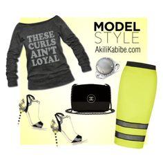 Aklil Kabibe Style inspiration: Model Style Top: Akili Kabibe Apparel Skirt: Cameo Rose Shoes: Sophia Webster Purse: Chanel Ring: Blue Nile