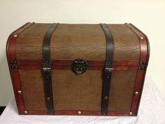 Elegant Unique Design Leather Storage Box HF 030A 1 | eBay