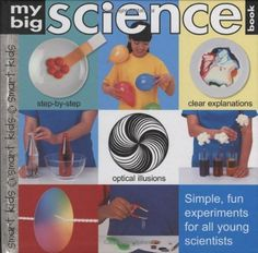 My Big Science Book (Smart Kids) by Roger Priddy, http://www.amazon.com/dp/031249176X/ref=cm_sw_r_pi_dp_s.vSqb0ZGFNG6