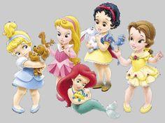 Disney Princess Littles