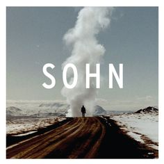 Visually stunning album covers, electronic artist SOHN - Tremors.