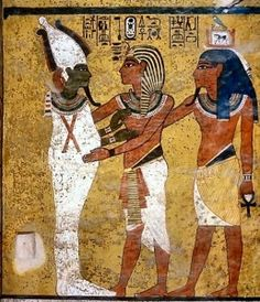 Valley of the Kings, Egypt - Travel Guide. Meu Deus preferido... Osiris: Deus do paraiso...