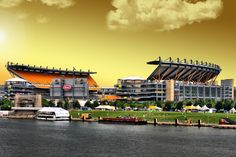 Heinz Field - Pittsburgh, PA