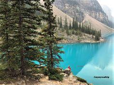 Voici la suite de mes aventures au Canada: de Calgary aux Rocheuses avec les points de vues de Banff à Jasper.