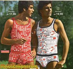Plaid Stallions : Rambling and Reflections on '70s pop culture: Underwear Horrors