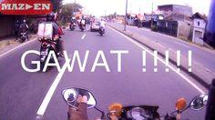 Edisi Mudik Sampe Nyaris Crash di Mojokerto | Sidoarjo - Madiun Motovlog