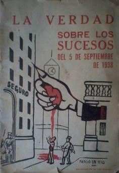 El Viejo Libro, Libreria Anticuaria, Edward Contreras Vergara, www.elviejolibro.tk: La Verdad sobre los sucesos del 5 de Septiembre de...
