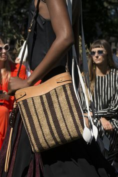 Tory Burch at New York Fashion Week Spring 2018 - Details Runway Photos