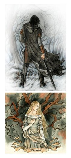 Turin and Nienor