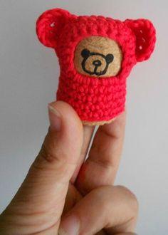 Cork Crafts, Diy Crafts, Needlework, Christmas Crafts, Creations, Crochet Hats, Knitting, Sewing, Pattern