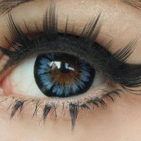 eos magic blue Circle Lens Fashion Colored Contacts Korean Contact Lenses | EyeCandy's