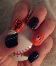 Nail design by Nancy