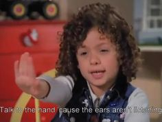 "Amanda Bynes 7th Heaven | Ruthie Camden 7th Heaven ""Talk to the hand cause the ears aren't listening"" :)"