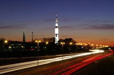 The US Space and Rocket Center ~ Huntsville