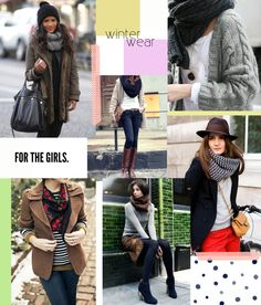Winter Wear // For The Girls