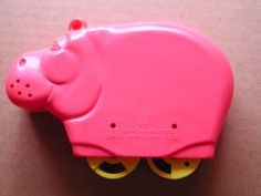 vintage 1977 henry hippo water toy Fisher Price Toys, Vintage Fisher Price, Water Toys, Vintage Toys, Childhood, My Favorite Things, Nostalgia, Old Fashioned Toys, Infancy