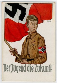 "German WW2 ""The youth of the future"""