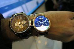 The new Huawei Watch @HuaweiClub
