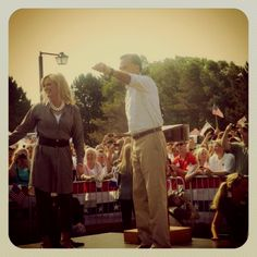 Mitt and Ann Romney!