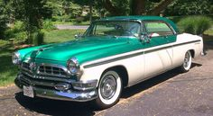 1955 Chrysler Newport St Regis Maintenance/restoration of old/vintage vehicles: the material for new cogs/casters/gears/pads could be cast polyamide which I (Cast polyamide) can produce. My contact: tatjana.alic@windowslive.com