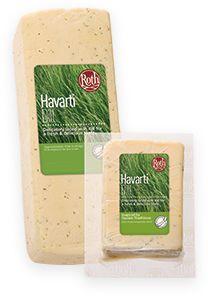 Roth Dill Havarti cheese
