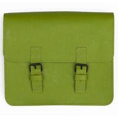 small green, green barbara, wiggin satchel, barbara wiggin, bags