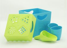 Beach toys for kids--that are biodegradable!