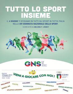 XIV edizione della Giornata Nazionale dello Sport il 4 giugno a Isernia