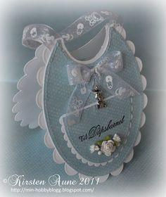 Kirstens Blogg: Baptism Card